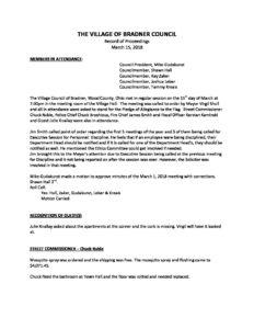 Mayor's Court @ Bradner Town Hall | Bradner | Ohio | United States